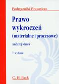 Marek Andrzej - Prawo wykroczeń materialne i procesowe