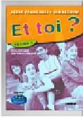 Lopes Marie-Jose, Le Bougnec Jean-Thierry - Et toi ? 2 Podręcznik