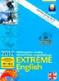 Extreme English 2012 poziom podstawowy i średni A1-B2 + gramatyka. Intensywna nauka słownictwa angielskiego