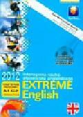Extreme English 2012 wszystkie poziomy A1-C2 + gramatyka. Intensywna nauka słownictwa angielskiego