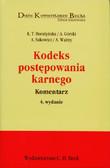 Boratyńska Katarzyna T., Górski Adam, Sakowicz Andrzej, Ważny Andrzej - Kodeks postępowania karnego. Komentarz