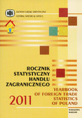 red. Dmochowska Halina - Rocznik Statystyczny Handlu Zagranicznego 2011