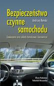 Reński Andrzej - Bezpieczeństwo czynne samochodu. Zawieszenia oraz układy hamulcowe i kierownicze