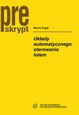 Żugaj Marcin - Układy automatycznego sterowania lotem