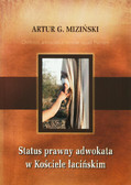 bp dr Miziński Artur G. - Status prawny adwokata w Kościele łacińskim