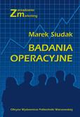 Siudak Marek - Badania operacyjne