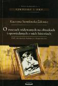 Stemplewska-Żakowicz Katarzyna - O rzeczach widywanych na obrazkach i opowiadanych o nich historiach. TAT jako metoda badawcza i diagnostyczna