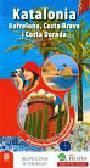 Zaręba Dominika - Katalonia, Barcelona, Costa Brava i Costa Dora W krainie Gaudiego i Salvadora Dali
