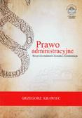 Krawiec Grzegorz - Prawo administracyjne. Skrypt dla studentów kierunku Administracja