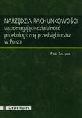 Szczypa Piotr - Narzędzia rachunkowości wspomagające działalność proekologiczną przedsiębiorstw w Polsce