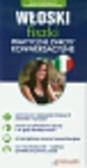 Włoski Fiszki Praktyczne zwroty i konwersacje. dla początkujących i średnio zaawansowanych