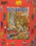Strażacy 8 puzzli. Książka z puzzlami