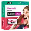Słuchaj i mów Niemiecki podstawy 500 słów i mówisz