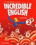 Phillips Sarah, Grainger Kirstie, Morgan Michaela - Incredible English 2 activity book