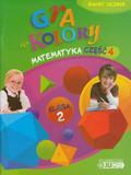 Sokołowska Beata - Gra w kolory 2 Matematyka Podręcznik z ćwiczeniami część 4. szkoła podstawowa