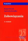 Witczak Hanna, Kawałko Agnieszka - Zobowiązania