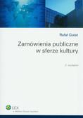 Golat Rafał - Zamówienia publiczne w sferze kultury