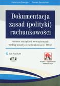 Szaruga Katarzyna, Seredyński Roman - Dokumentacja zasad (polityki) rachunkowości – wzorce zarządzeń wewnętrznych według ustawy o rachunkowości i MSSF (z suplementem elektronicznym)