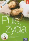 Jefimow Małgorzata - Puls życia 2 Biologia Podręcznik z płytą CD. Gimnazjum