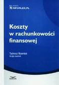 Naumiuk Tadeusz - Koszty w rachunkowości finansowej