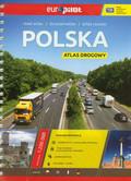 Polska atlas drogowy Europilot 1:200 000
