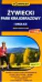 Praca zbiorowa - Żywiecki Park Krajobrazowy i okolice mapa turystyczna