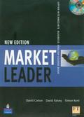 Cotton David, Falvey David, Kent Simon - Market Leader New Upper Intermediate Course Book + CD