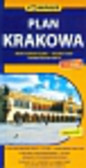Plan Krakowa mapa turystyczna