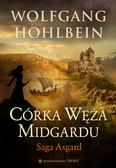 Hohlbein Wolfgang - Córka Węża Midgardu Saga Asgard