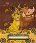 Zabawa kredą Król Lew