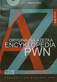 Oryginalna A-Zetka Encyklopedia PWN + płyta CD
