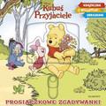 Usenko Natalia - Kubuś i Przyjaciele Prosiaczkowe zgadywanki. Książeczka z ruchomymi obrazkami.