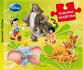 Disney Opowieści filmowe. Puzzlowa książeczka