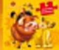 Król Lew Opowieści Simby. Puzzlowa książeczka