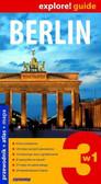 Berlin przewodnik + atlas + mapa laminowana