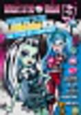 Monster High Zombiastyczne łamigłówki. książka z naklejkami
