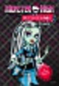 Zadrożna Dominika - Monster High Przebieranki Frankie / Przebieranki Ghoulia. książka dwustronna z naklejkami