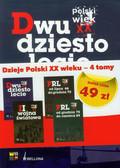 Dzieje Polski XX wieku t.1-4. Pakiet