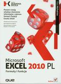 McFedries Paul - Microsoft Excel 2010 PL Formuły i funkcje. Akademia Excela