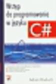Boduch Adam - Wstęp do programowania w języku C#