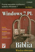 Boyce Jim - Windows 7 PL. Biblia