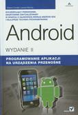 Conder Shane, Darcey Lauren - Android Programowanie aplikacji na urządzenia przenośne
