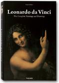 Zollner Frank - Leonardo da Vinci. Dzieła wszystkie