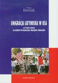 Bartnik Anna - Emigracja Latynoska w USA. po II wojnie światowej na przykładzie Portorykańczyków, Meksykanów i Kubańczyków