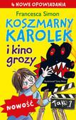 Simon Francesca - Koszmarny Karolek i kino grozy