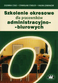Cisło Zuzanna, Stadler Stanisław, Zawiałow Halina - Szkolenie okresowe dla pracowników administracyjno-biurowych