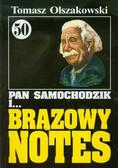 Olszakowski Tomasz - Pan Samochodzik i Brązowy notes 50