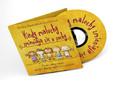Jendryka Anna, Kaczmarczyk Agnieszka, Wojtkowiak Małgorzata - Kiedy maluchy zmieniają się w zuchy. Piosenki i zabawy muzyczne wspierające adaptację małych dzieci w przedszkolu - 2 płyty CD Audio (w jednym boksie) + książeczka (booklet)
