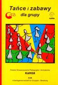 Heiligenbrunner Erich, Rabenstein Reinhold, Weiser Bernhard - Tańce i zabawy dla grupy+ płyta CD Audio (12 aranżacji)