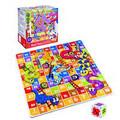 Puzzle piankowe Gra Węże i Drabiny